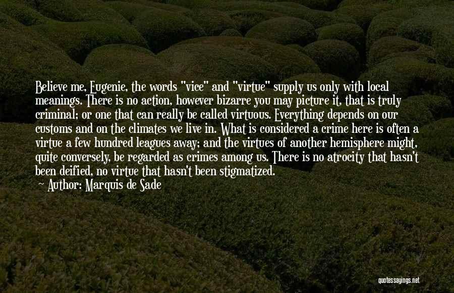 Marquis De Sade Quotes 764359