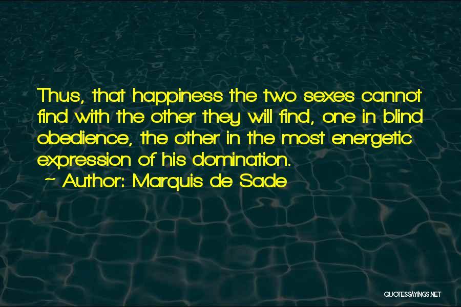 Marquis De Sade Quotes 833830