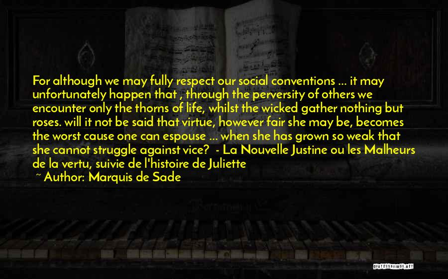 Marquis De Sade Quotes 85112