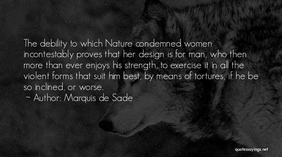 Marquis De Sade Quotes 894291