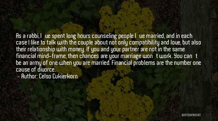 Marriage Counseling Quotes By Celso Cukierkorn