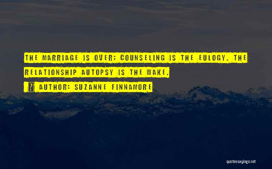 Marriage Counseling Quotes By Suzanne Finnamore