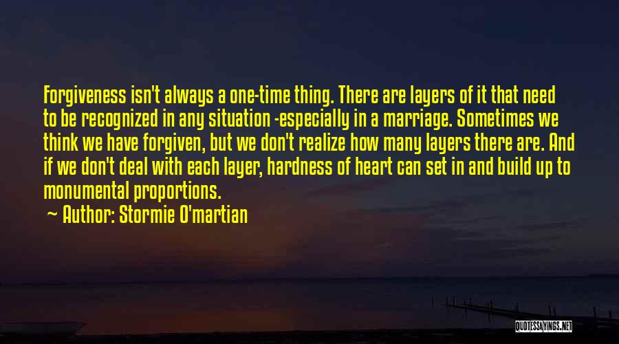 Marriage Isn't Quotes By Stormie O'martian