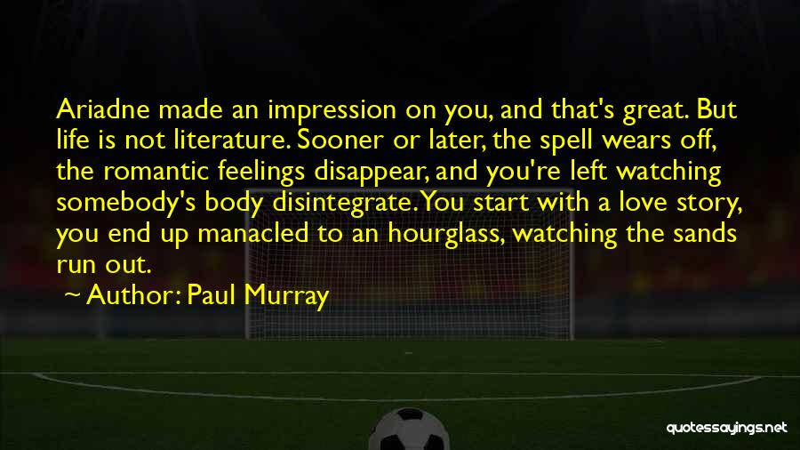 Marriage Later In Life Quotes By Paul Murray
