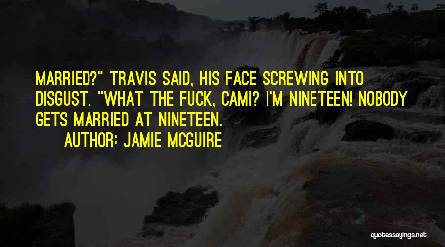 Married Quotes By Jamie McGuire