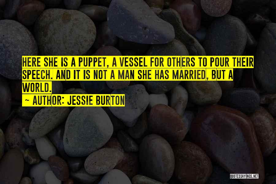 Married Quotes By Jessie Burton