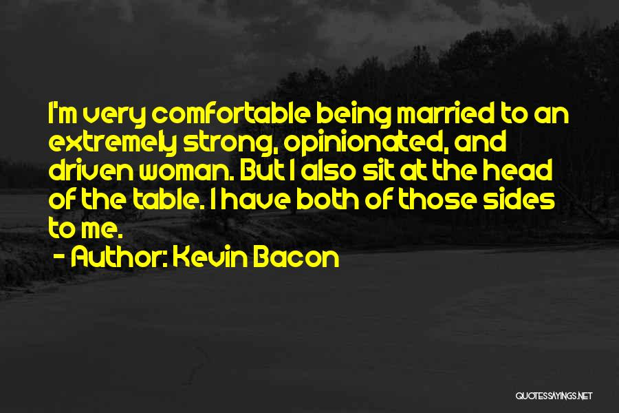 Married Quotes By Kevin Bacon