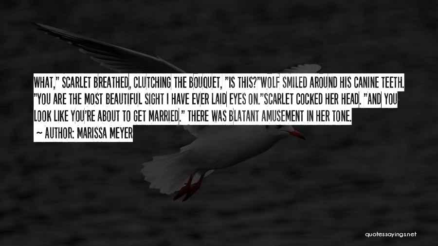 Married Quotes By Marissa Meyer
