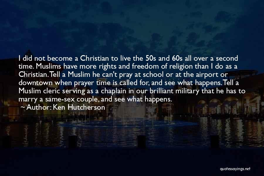 Marry Couple Quotes By Ken Hutcherson