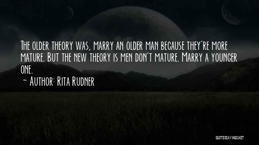 Marry Couple Quotes By Rita Rudner
