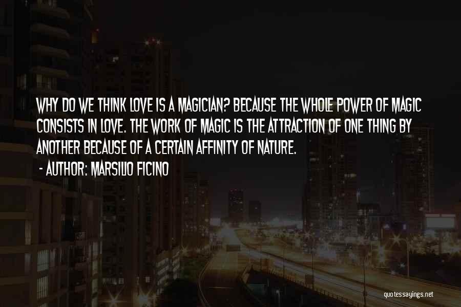 Marsilio Ficino Quotes 1489013