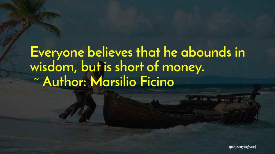 Marsilio Ficino Quotes 1568296