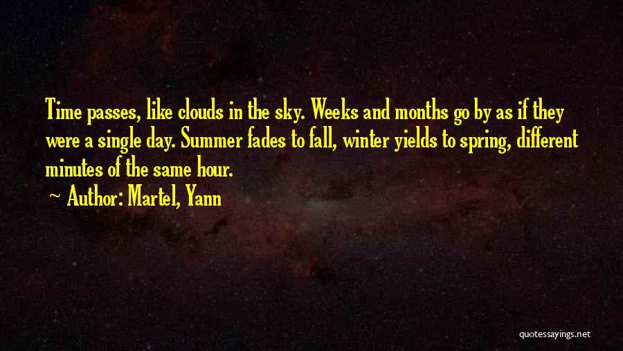 Martel, Yann Quotes 1724017