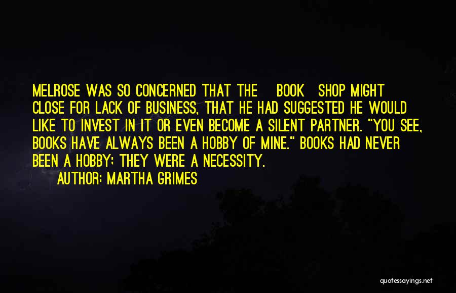 Martha Grimes Quotes 1278403