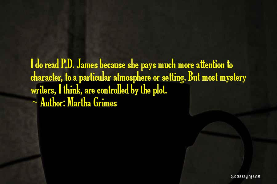 Martha Grimes Quotes 1354973