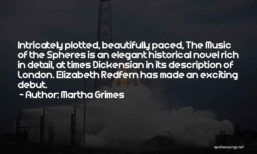 Martha Grimes Quotes 1417930