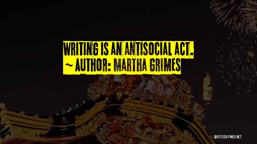 Martha Grimes Quotes 1422871