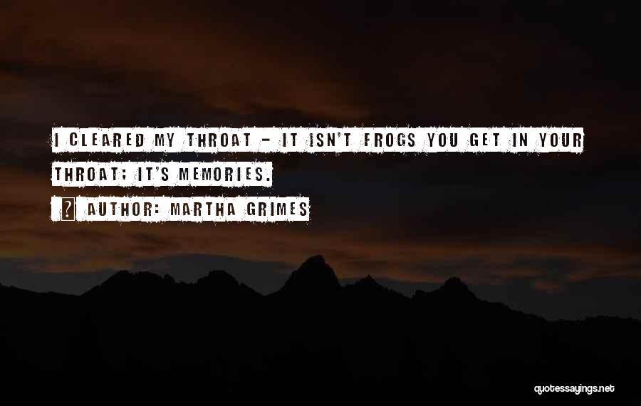 Martha Grimes Quotes 1507346