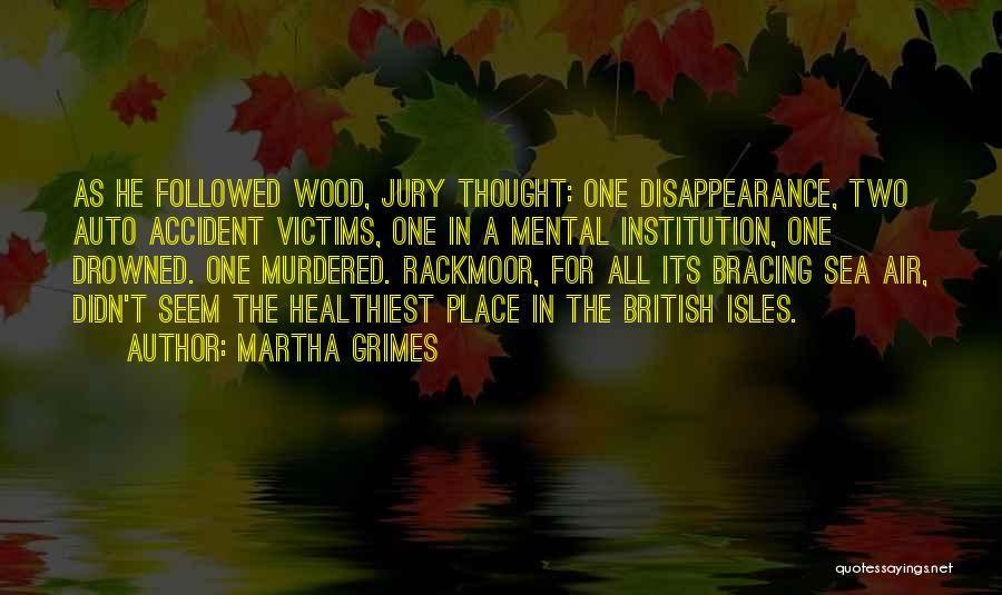 Martha Grimes Quotes 1628411