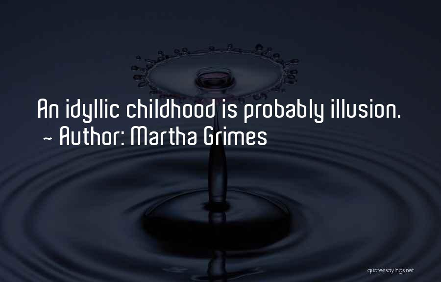 Martha Grimes Quotes 1656510