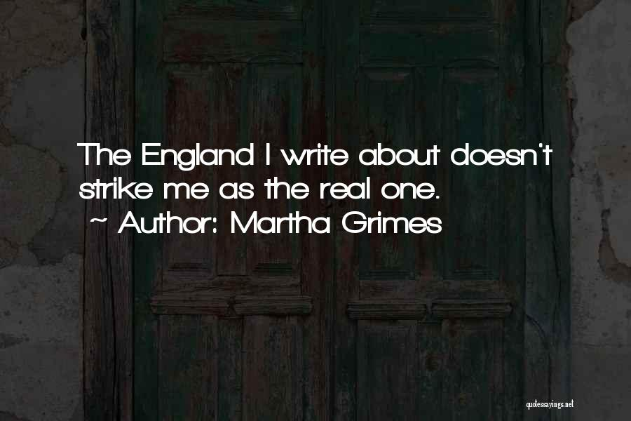 Martha Grimes Quotes 2127334
