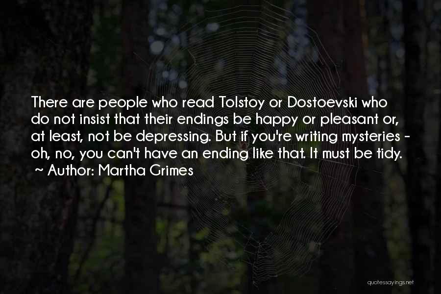 Martha Grimes Quotes 555586