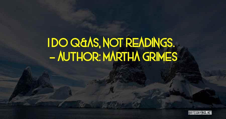 Martha Grimes Quotes 577557