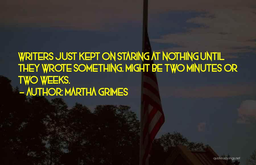Martha Grimes Quotes 878915