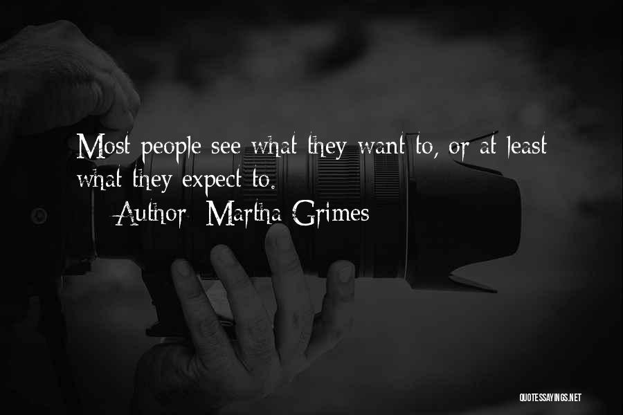 Martha Grimes Quotes 978460