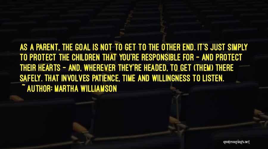 Martha Williamson Quotes 421798