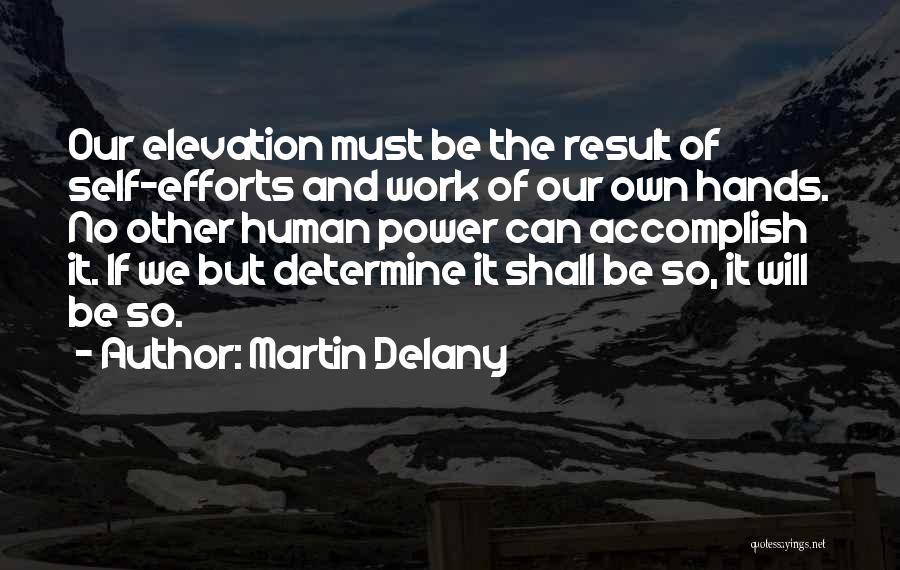 Martin Delany Quotes 1191048