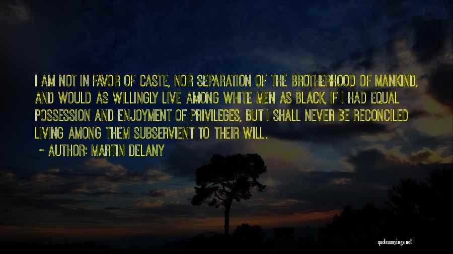 Martin Delany Quotes 661381