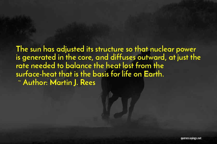Martin J. Rees Quotes 1497419