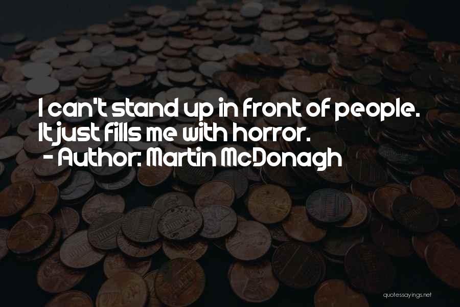 Martin McDonagh Quotes 1591609