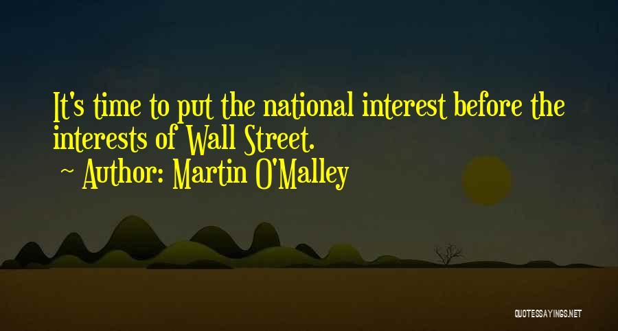 Martin O'Malley Quotes 1331303