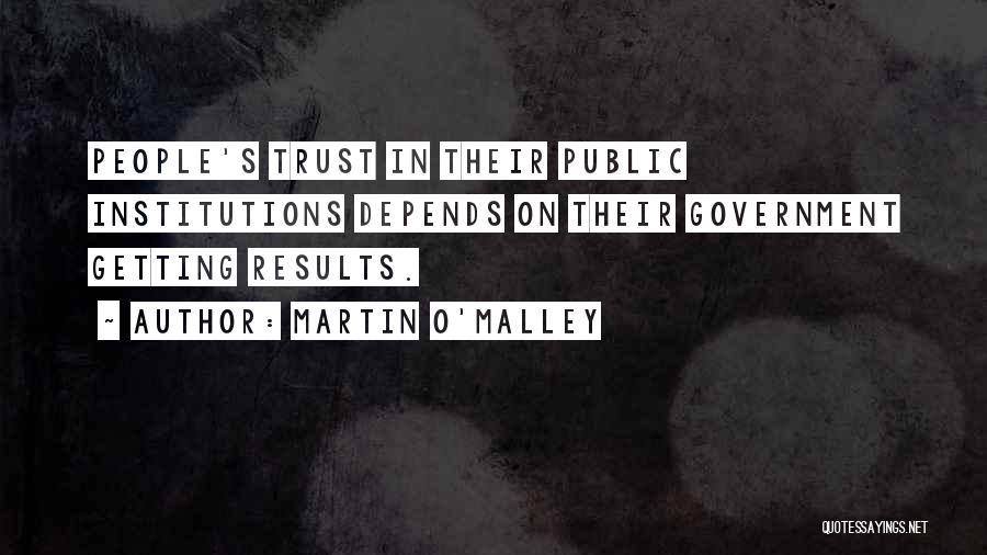 Martin O'Malley Quotes 2018832