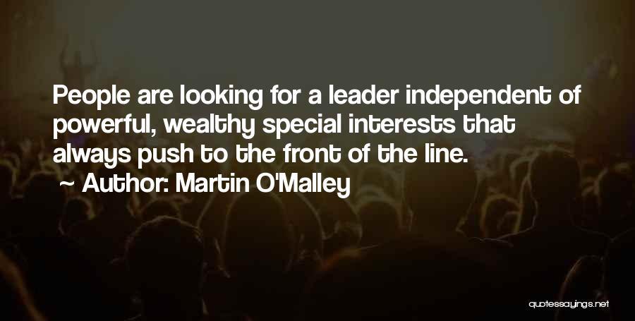 Martin O'Malley Quotes 619136