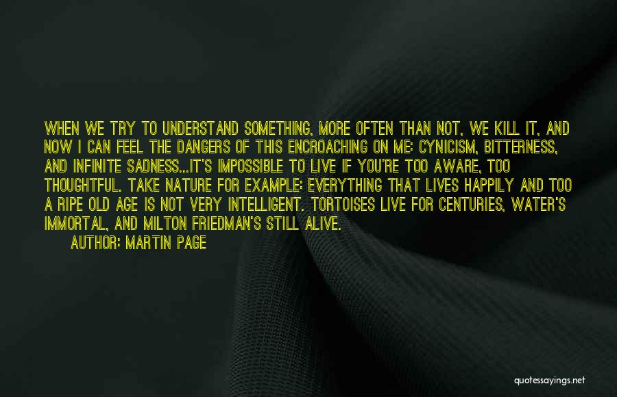 Martin Page Quotes 1023624