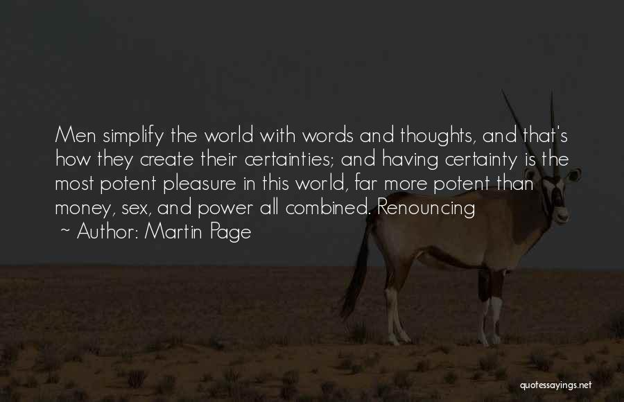 Martin Page Quotes 629867
