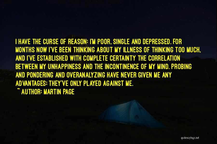 Martin Page Quotes 928140