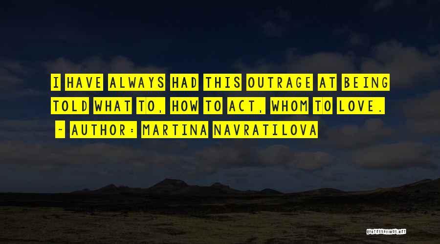 Martina Navratilova Quotes 1329830
