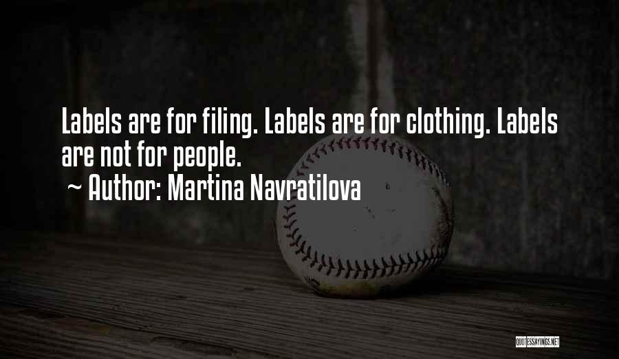 Martina Navratilova Quotes 1450991