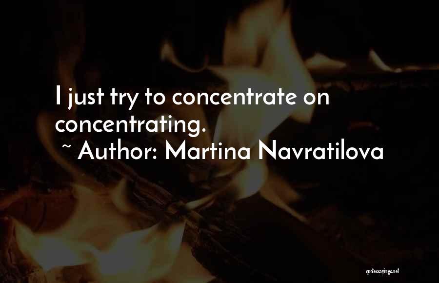 Martina Navratilova Quotes 163535