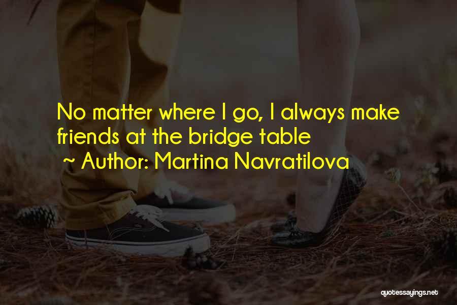 Martina Navratilova Quotes 268496
