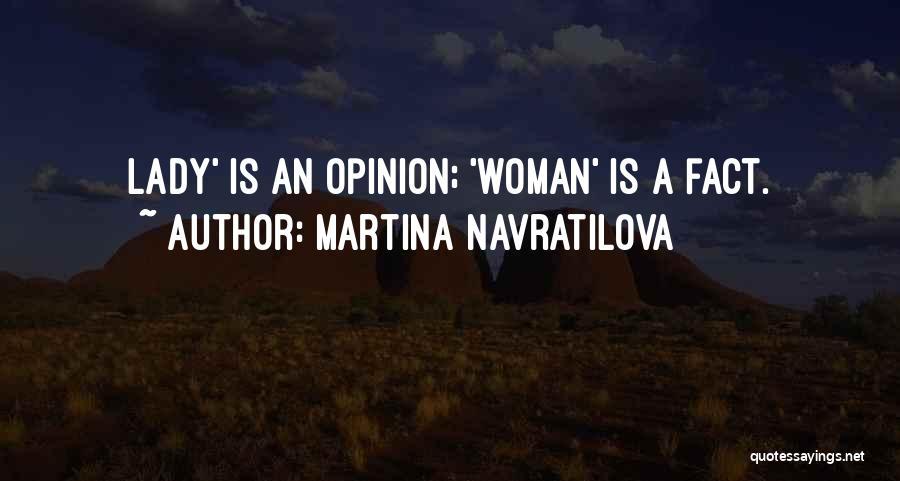 Martina Navratilova Quotes 294475