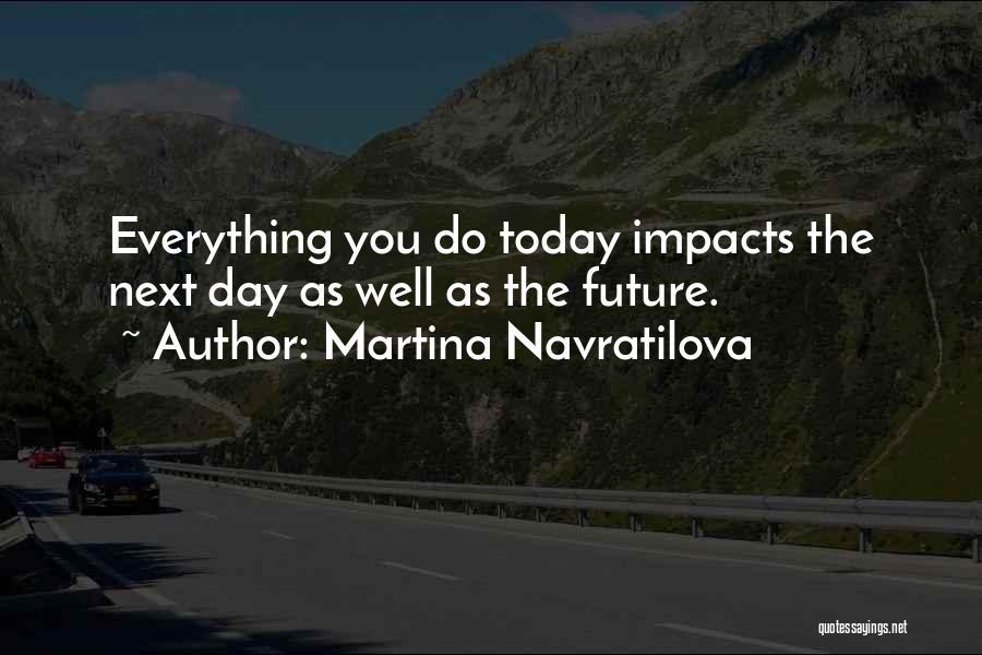 Martina Navratilova Quotes 418849