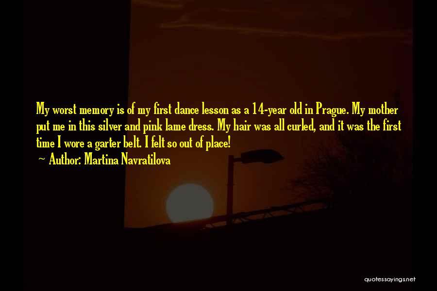 Martina Navratilova Quotes 969818