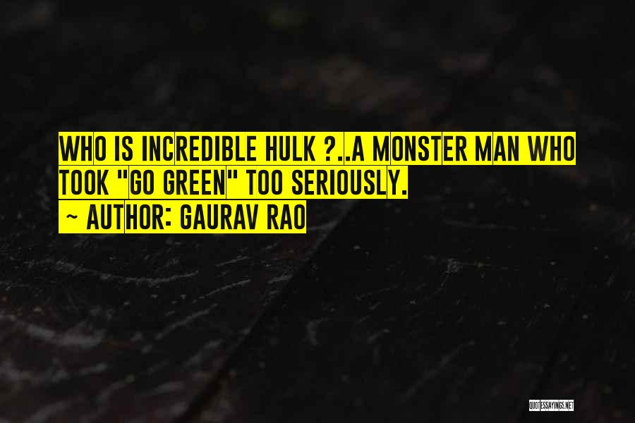 Marvel Avengers Funny Quotes By Gaurav Rao