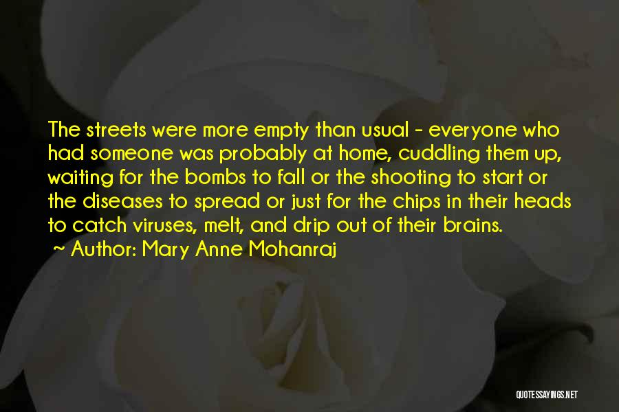 Mary Anne Mohanraj Quotes 964853