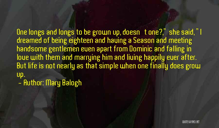 Mary Balogh Quotes 1114304